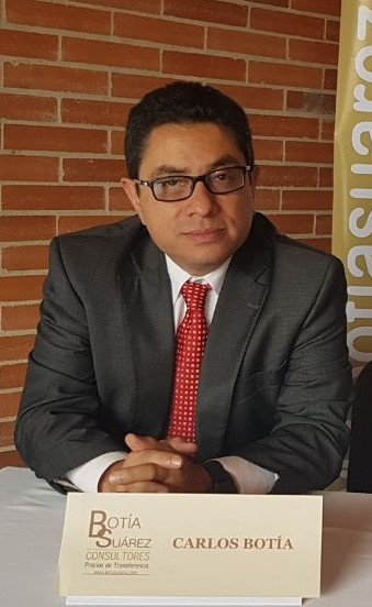 Carlos Alfredo Botía Díaz