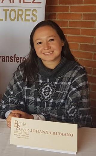 Jhoanna Rubiano Vélez