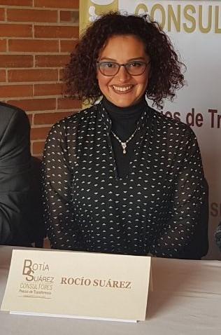 Alba Rocío Suárez Herrera